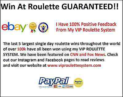 Step By Step How I Make Millions Playing My Roulette Strategy/roulette System