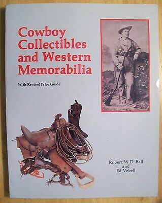 WESTERN COWBOY GEAR PRICE GUIDE BOOK Saddle Chaps Pistol Barb Wire boots