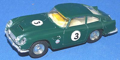Scalextric C68 - Aston Martin DB5 in green (without lights)