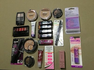 Lot of 20 Mixed Makeup Items - Brand New.