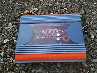 JBL GTO 600W 4/3/2 Channel Power Amplifier