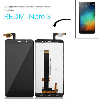 LCD Digitizer LCD Display Screen Replacement Screen Suitable For REDMI Note 3 MY