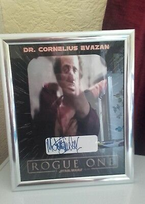 Michael Smiley Autograph