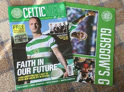Celtic View + Poster !