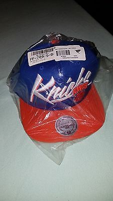 Casquette New York Knicks ajustable neuf. Snapback hat Brand new official