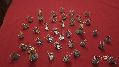 Star Wars miniatures mix of 20 gungans with cards, free shipping