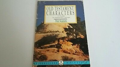 Old Testament Characters by Peter Scazzero (Paperback)