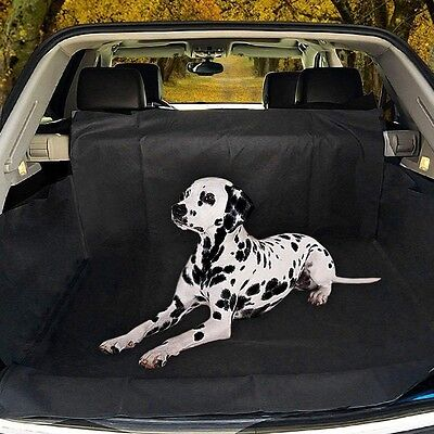 Poppypet Auto Rear Seat Protector Cover, Waterproof Hammock Seat 155*104*33