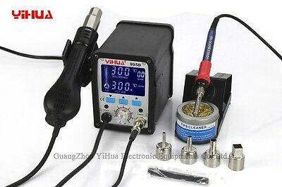 Yihua 995d Soldering Station Welding Repair staion 110V/220V US/EU plug