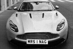 MRS I NAG .... Private Registration / Registration Plate / Cherished Reg