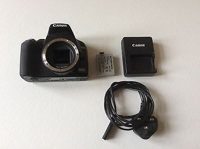 Astromodified Canon 1100D, body only battery, charger....