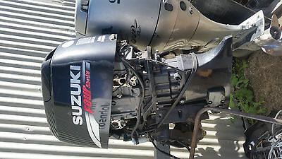 Suzuki 80 fourstroke Wrecking all parts available