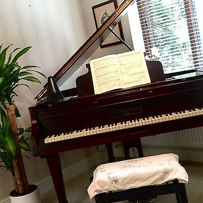 Baby Grand Piano - John Strohmenger & Sons