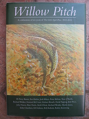 Signed WILLOW PITCH Fishing Book 68/100 Richard Walker Fred Buller Jack Hilton