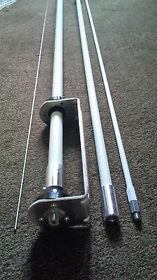 Sigma 2010 Skip Master 1/2 wave CB FIBRE GLASS BASE STATION ANTENNA
