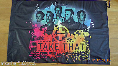 Take That Progress Concert Tour 2011  Large Banner/flag New  Bagged