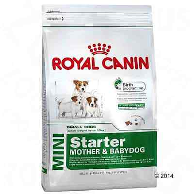 Royal Canin Mini Starter Mother & Babydog 8.5 kg