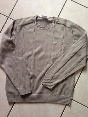 Pull Homme Lacoste Taille Uk 14 /42