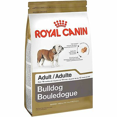Royal Canin Breed Health Nutrition Specific Bulldog Adult Dog Food 12kg