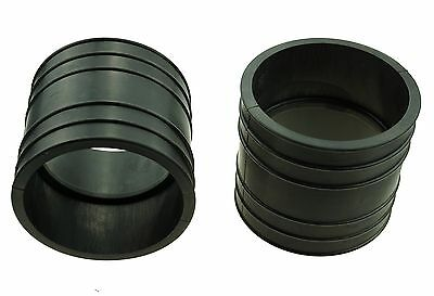"2 of Exhaust Tube Pipe Bellows 4"" for Mercruiser replaces 32-44348T 32-44348001"