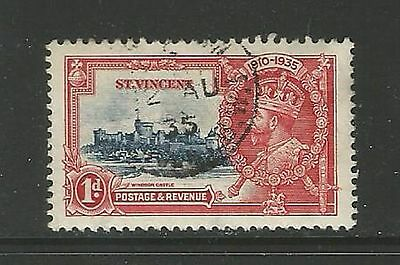 St.Vincent  1935  SG.142  used