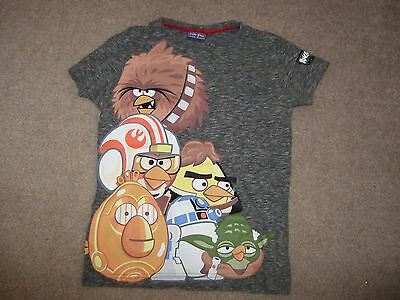 Next Angry Birds T-Shirt 6 Years