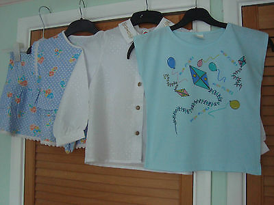 """Bundle Of """"1980's"""" Vintage / Retro Girls Clothes Age 4-6 Years 4 Items Ex Con"""