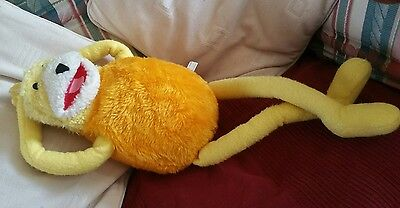 "Large 24"" Flat Eric Mr Oizo Levi Jeans Ad Plush Soft Toy by Vivid Imaginations"