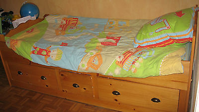 Chambre Pin Massif Authentic