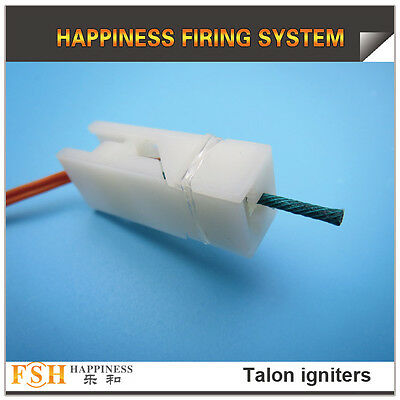 100pcs/lot 1M safety igniters for consumer fireworks firing system,without power