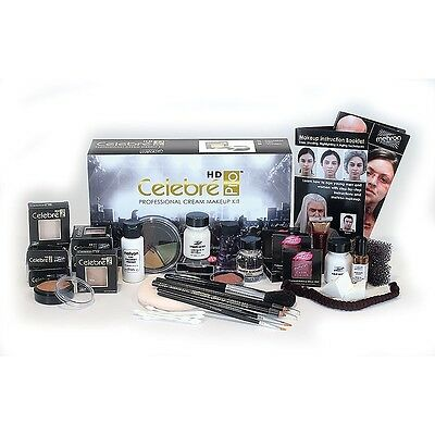 *SALE* Mehron Celebre Special FX Makeup Kit (TV/Video) Great Christmas Present!