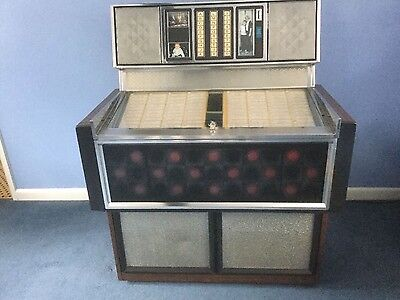 Rowe Ami Juke Box R80 in very good working condition