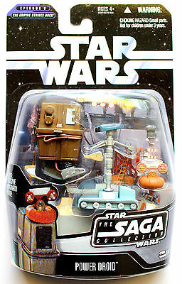 Star Wars The Saga Collection Tsc014 Battle Of Hoth Power Droid Hasbro