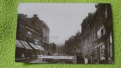 Park Street (2) Walsall John Price Black Country Postcard No.785 9894