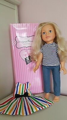 Design a friend Doll pre owned