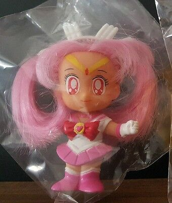 Super Sailor Chibi Moon Puppe Figur / Super Chibi Moon Doll Figure