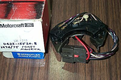 1974 1975   Comet Maverick Transmission Neutral Safety Switch Nos  Sw-1208