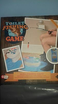 Novelty Toilet Fishing Game - Stop getting bored on toilet
