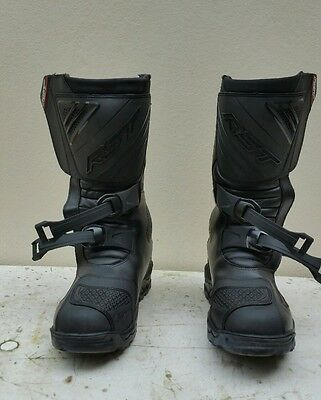 RST adventure 2 motorcycle boots size 10.5