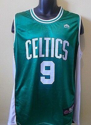 RAJON RONDO #9 Boston Celtics NBA Basketball Vest (XXL)