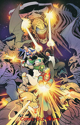 Mighty Captain Marvel #6 (2017) 1St Print Bagged & Boarded Secret Empire Tie-In