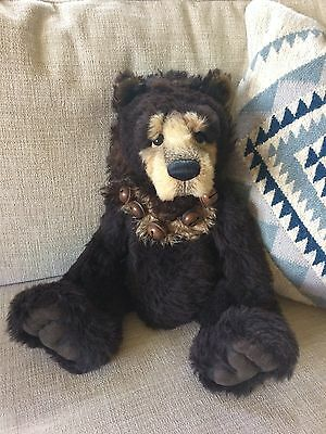 Charlie Bears Isabelle Collection Selwyn