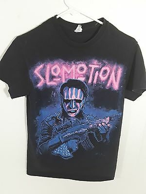 Marilyn Manson Slomotion t-shirt size adult Small S Tee