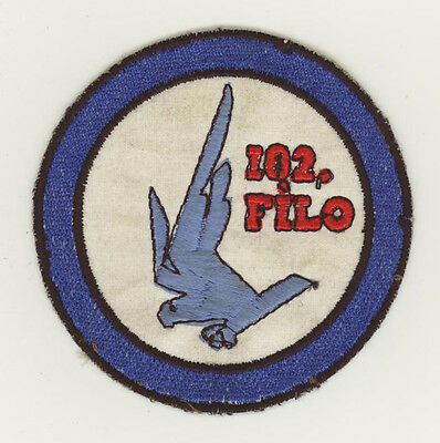 Turkish air force patch 182 squadron F104 Starfighter Diyarbakir