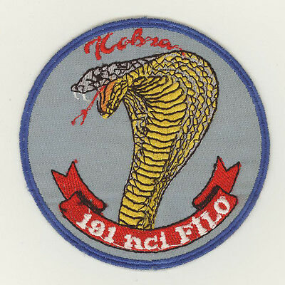 Turkish air force patch 191 squadron F104 Starfighter Balikesir