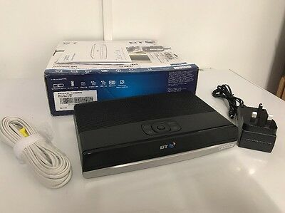 BT Youview  DTR-T2110 BT YouView HD Digital TV 500GB Recorder - No Remote!
