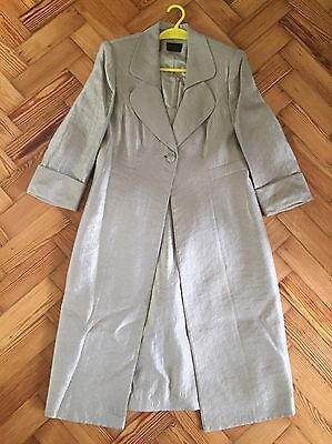 Frank Usher Dress And Jacket Size 14 Mother Of The Bride Wedding