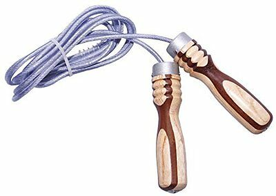 High Quality BooM Pro Skipping Rope with Steel Rope Metal Wire FREE UK SHIPPING