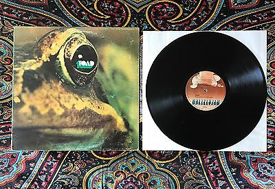 MEGA RARE - TOAD - TOAD Hallelujah First Press Psych Prog Holy Grail Kraut Swiss