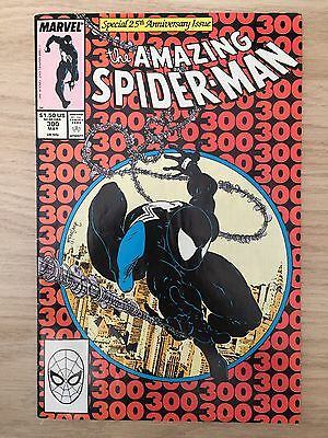 Amazing Spider-Man #300 First Full Venom